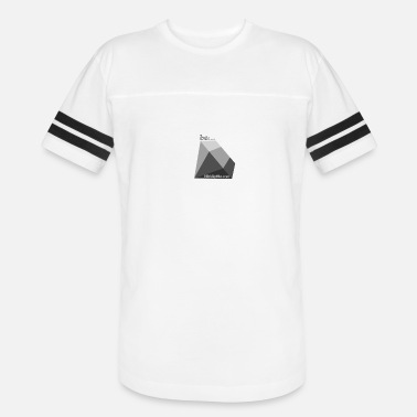 Nl NL Be Diamond B&W - Vintage Sport T-Shirt
