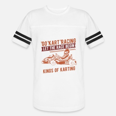 Go Karts Racing Go Kart Racing King of Karting - Vintage Sport T-Shirt