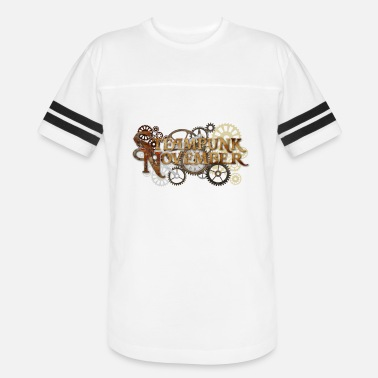 Age Of Steam Steam Punk November - Unisex Vintage Sport T-Shirt