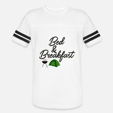 Bed Bed and Breakfast - Unisex Vintage Sport T-Shirt