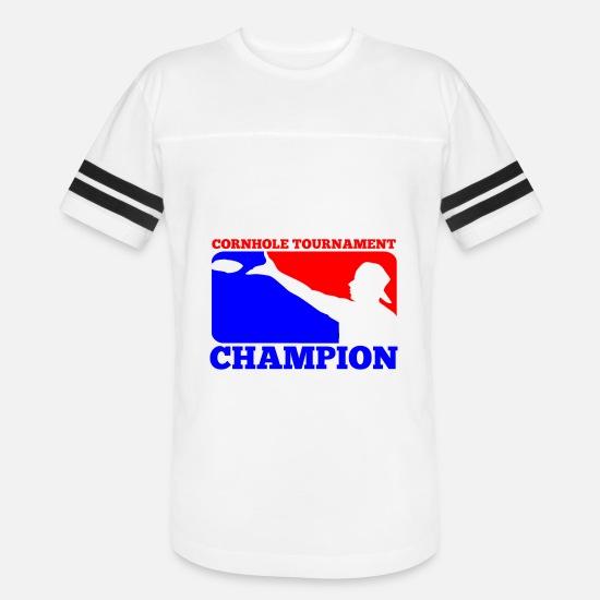 54a252d32 Cornhole Tournament Champion Unisex Vintage Sport T-Shirt | Spreadshirt