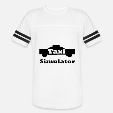 Diehard Fan Taxi Simulator-In Real Life! - Vintage Sport T-Shirt