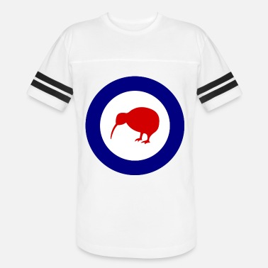 Royal Air Force RNZAF - Royal New Zealand Air Force Logo - Unisex Vintage Sport T-Shirt