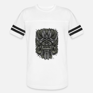 Filigree leaves for beast - Unisex Vintage Sport T-Shirt