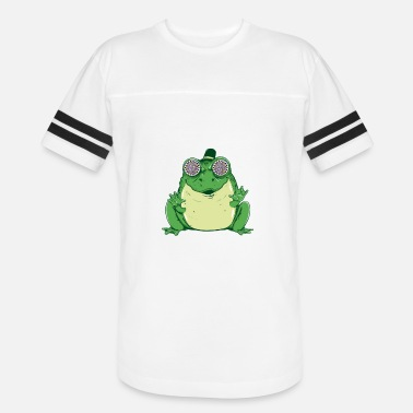 Toad Hypnotic toad - Unisex Vintage Sport T-Shirt
