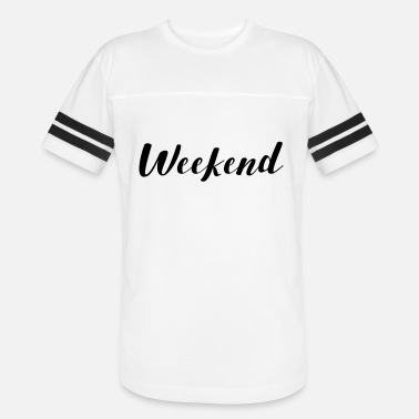 The Weekend THE WEEKEND - Unisex Vintage Sport T-Shirt