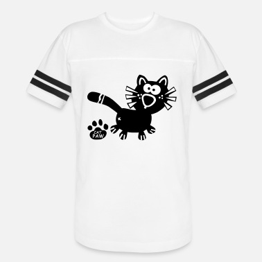 Black Cat Costume Cats Comic Halloween Gift Ideas - Unisex Vintage Sport T-Shirt