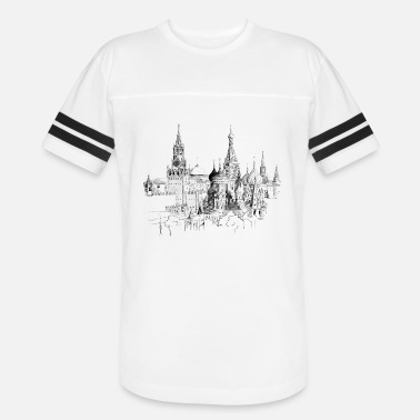 Moscow Moscow - Unisex Vintage Sport T-Shirt