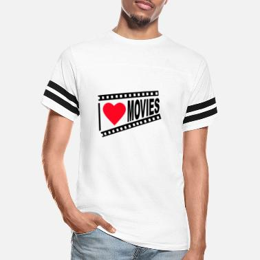 Movie Star Movies, Clapperboard, Movie Star - Unisex Vintage Sport T-Shirt
