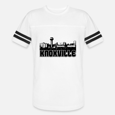 Knoxville Knoxville Skyline - Unisex Vintage Sport T-Shirt