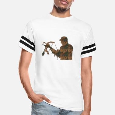 Crossbow Rust Crossbow - Unisex Vintage Sport T-Shirt