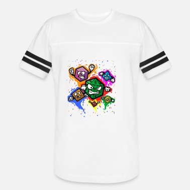 Role Playing Game RPG DICES Role Playing Game Fantasy Tabletop - Unisex Vintage Sport T-Shirt