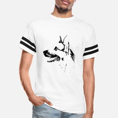 German Dog German Dog - Unisex Vintage Sport T-Shirt