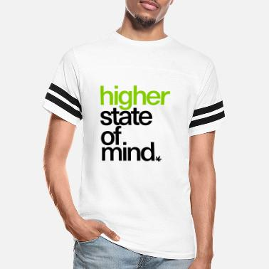 Higher State Of Higher State of Mind. - Unisex Vintage Sport T-Shirt