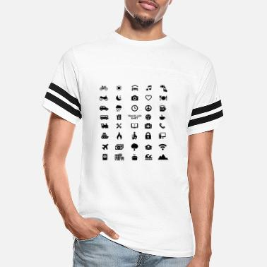Icon Icon Speak Traveller Shirt - Unisex Vintage Sport T-Shirt