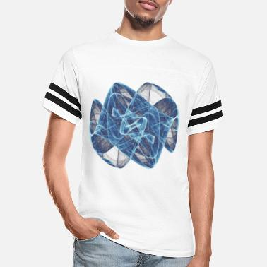 Color Watercolor art graphic painting picture 6319 ice - Unisex Vintage Sport T-Shirt