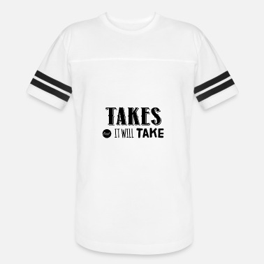 Take The Piss Out Takes out it will take - Unisex Vintage Sport T-Shirt