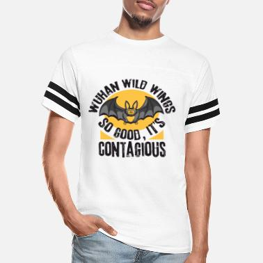 Wings wuhan wings shirt - Unisex Vintage Sport T-Shirt