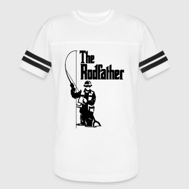 The Rodfather Fishing - Vintage Sport T-Shirt