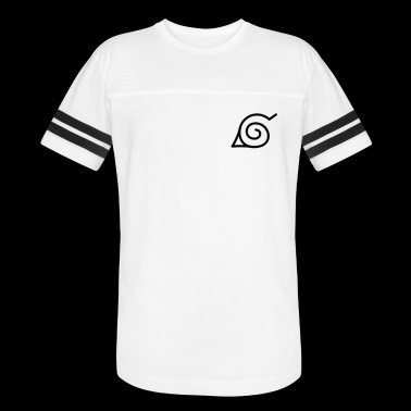 Hidden leaf - Vintage Sport T-Shirt