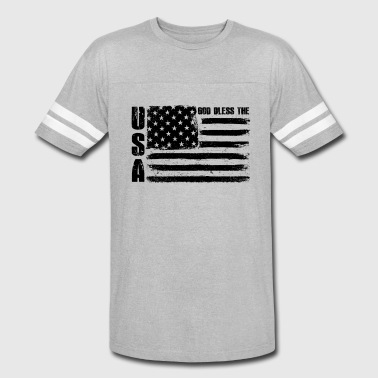 God Bless Usa God Bless The USA Shirt - Vintage Sport T-Shirt