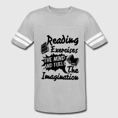 Reading Exercises The Imagination Shirt - Vintage Sport T-Shirt