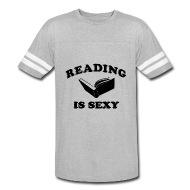 Reading is sexy tshirt