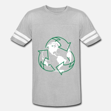 Earth Day - Vintage Sport T-Shirt