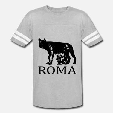 As Roma Roma Design - Unisex Vintage Sport T-Shirt