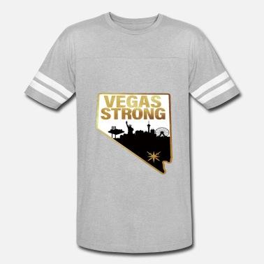 Vegas Golden Knights Las Vegas Strong T-shirt - Unisex Vintage Sport T-Shirt 5ff61429e