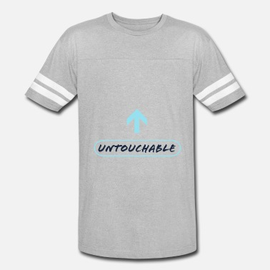 Untouched The Untouchables Shirt - Vintage Sport T-Shirt