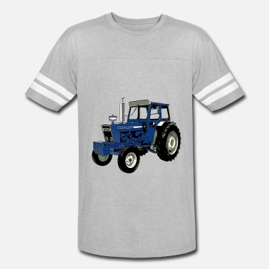 c7997a5d Old Ford Tractor Blue Men's Zip Hoodie | Spreadshirt