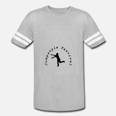 Jumpstyle Jumpstyle Festival - Vintage Sport T-Shirt
