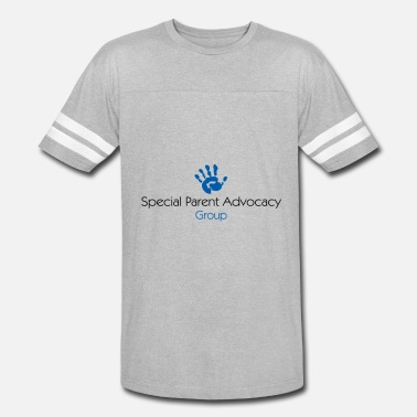 Nonprofit Organizations Special Parent Advocacy Group Logo - Vintage Sport T-Shirt