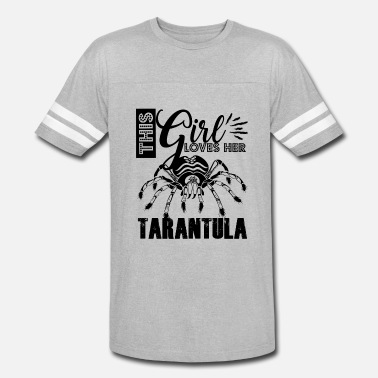 Love Tarantulas This Girl Loves Tarantula Shirt - Vintage Sport T-Shirt