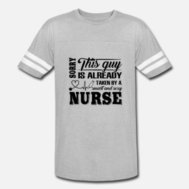 Sexy Pharmacist Taken By Sexy Nurse Shirt - Vintage Sport T-Shirt
