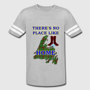 THERE'S NO PLACE LIKE HOME - Vintage Sport T-Shirt