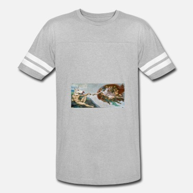 Famous Painting Unicorn's creation - Vintage Sport T-Shirt