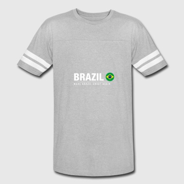 Make Country Great Again Make Brazil Great Again - Vintage Sport T-Shirt