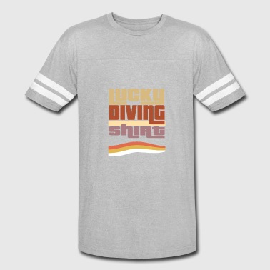 Lucky Diving shirt, retro, vintage, 80s, #Diving - Vintage Sport T-Shirt