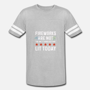 8333fbd9 Funny 4th Of July 4th Of July Beer Designs - Unisex Vintage Sport T-Shirt