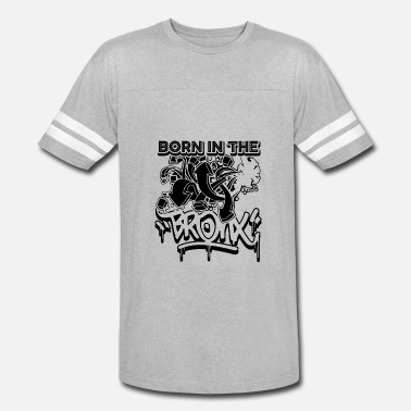 Bronx In The Bronx shirt - Unisex Vintage Sport T-Shirt