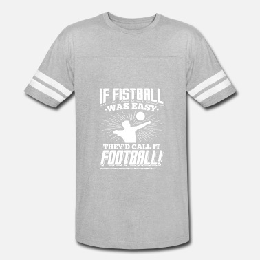 Fistball Fistball Volleyball T Shirt Gift - Vintage Sport T-Shirt