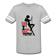 Mother striptease
