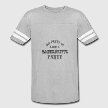 Bachelorette Graphic Bachelorette Party Outline Women 795 - Vintage Sport T-Shirt
