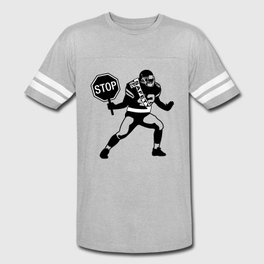 Defensive Back FOOTBALL SAFETY - Vintage Sport T-Shirt