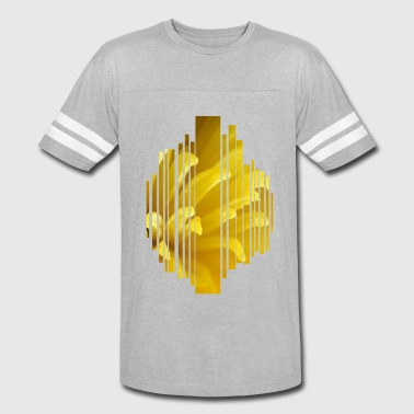 Yellow flower - Vintage Sport T-Shirt