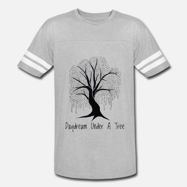 Willow Tree Daydream under a tree - Vintage Sport T-Shirt