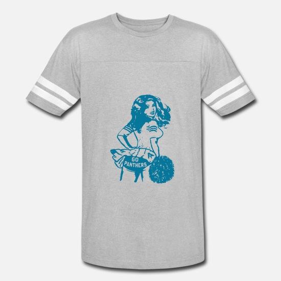 9756dffb Dive T-Shirts - Vintage Carolina Panthers T Shirt Carolina Panther - Unisex  Vintage Sport