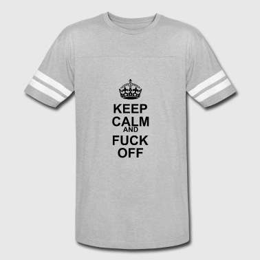 Fucked Seller New Design Calm Fuck Best Seller - Vintage Sport T-Shirt